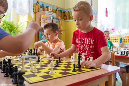 VI Turniej Szachowy o Mistrzostwo Przedszkola Nr 1-48