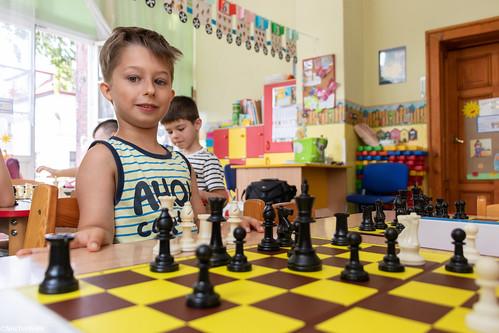 VI Turniej Szachowy o Mistrzostwo Przedszkola Nr 1-26