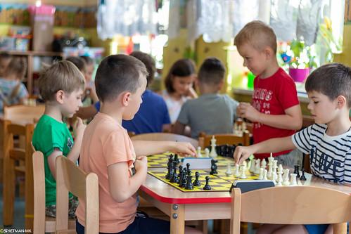 VI Turniej Szachowy o Mistrzostwo Przedszkola Nr 1-40