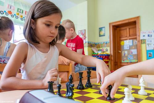 VI Turniej Szachowy o Mistrzostwo Przedszkola Nr 1-25