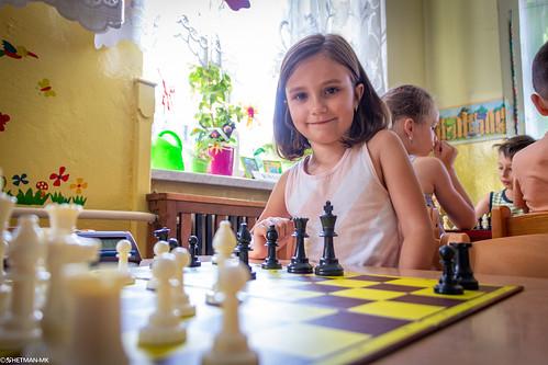 VI Turniej Szachowy o Mistrzostwo Przedszkola Nr 1-24