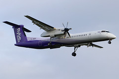 G-JECP | DHC-8-402Q | Flybe (cv880m) Tags: london heathrow lhr uk gb england aviation airliner airline aircraft airplane airport turboprop propliner gjecp dehavilland canada dhc dhc8 dh8 dhc8400 dhc8402 q400 flybe britisheuropean