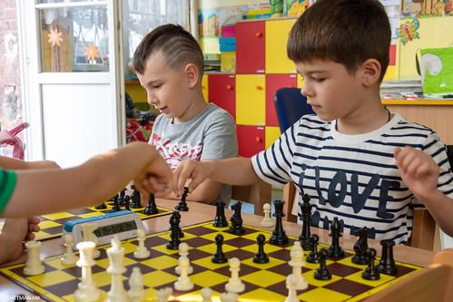 VI Turniej Szachowy o Mistrzostwo Przedszkola Nr 1-8