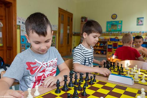VI Turniej Szachowy o Mistrzostwo Przedszkola Nr 1-7