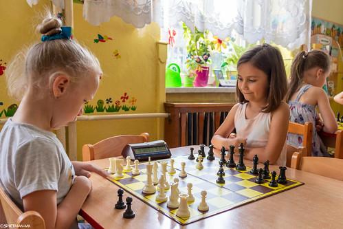 VI Turniej Szachowy o Mistrzostwo Przedszkola Nr 1-3