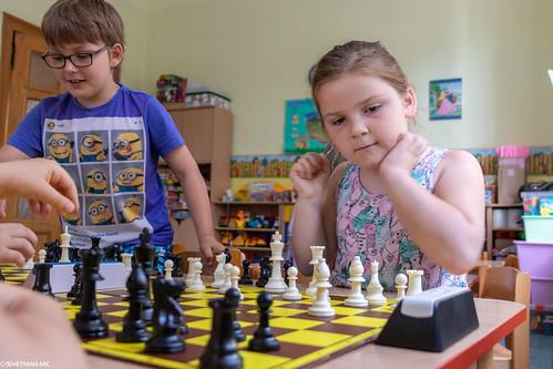 VI Turniej Szachowy o Mistrzostwo Przedszkola Nr 1-57