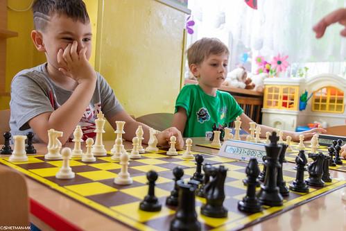 VI Turniej Szachowy o Mistrzostwo Przedszkola Nr 1-46