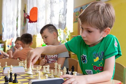 VI Turniej Szachowy o Mistrzostwo Przedszkola Nr 1-44