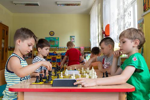 VI Turniej Szachowy o Mistrzostwo Przedszkola Nr 1-43