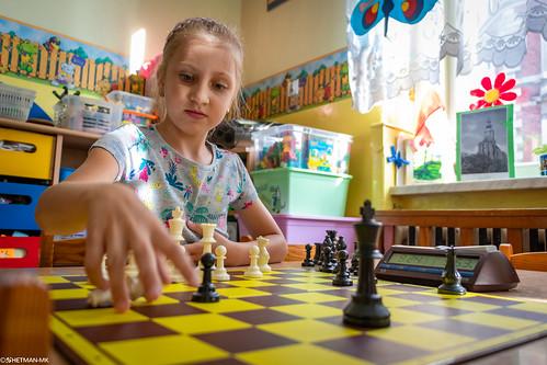 VI Turniej Szachowy o Mistrzostwo Przedszkola Nr 1-22