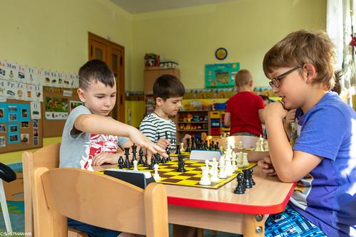 VI Turniej Szachowy o Mistrzostwo Przedszkola Nr 1-16