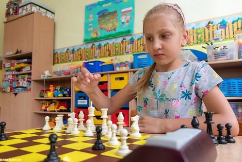VI Turniej Szachowy o Mistrzostwo Przedszkola Nr 1-13