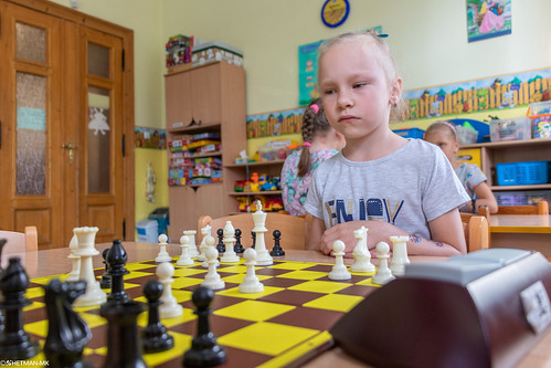 VI Turniej Szachowy o Mistrzostwo Przedszkola Nr 1-11