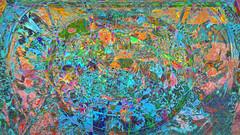 Ai Weiwei 45 CocaChaos 05 (wos---art) Tags: bildschichten cocachaos cola scherben schaukästen krug container actionpainting teller dekoration bemalung konsequenzen zwangsläufig zukunftsaussicht zerstörung auflösung trümmer rest überbleibsel