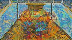 Ai Weiwei 45 CocaChaos 10 (wos---art) Tags: bildschichten cocachaos cola scherben schaukästen krug container actionpainting teller dekoration bemalung konsequenzen zwangsläufig zukunftsaussicht zerstörung auflösung trümmer rest überbleibsel
