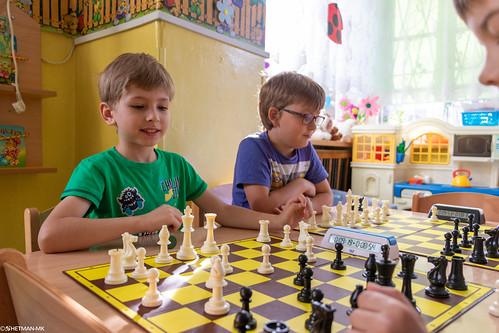 VI Turniej Szachowy o Mistrzostwo Przedszkola Nr 1-5