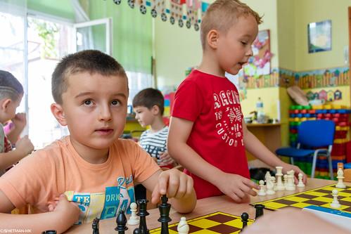 VI Turniej Szachowy o Mistrzostwo Przedszkola Nr 1-56