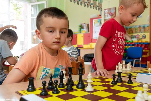 VI Turniej Szachowy o Mistrzostwo Przedszkola Nr 1-55