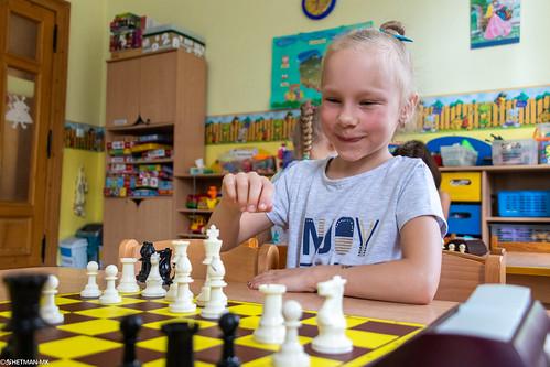 VI Turniej Szachowy o Mistrzostwo Przedszkola Nr 1-54