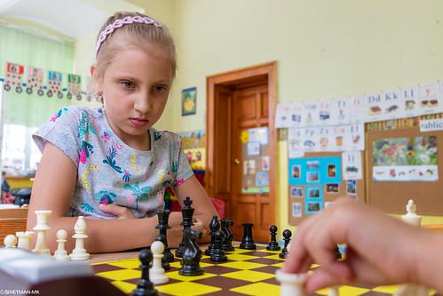 VI Turniej Szachowy o Mistrzostwo Przedszkola Nr 1-52