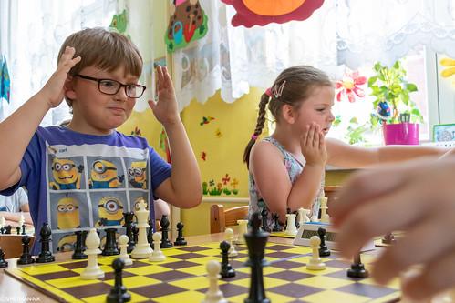VI Turniej Szachowy o Mistrzostwo Przedszkola Nr 1-47