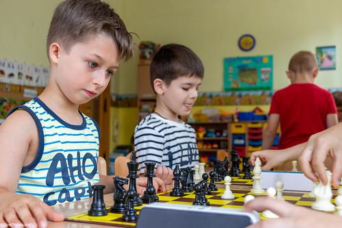 VI Turniej Szachowy o Mistrzostwo Przedszkola Nr 1-45