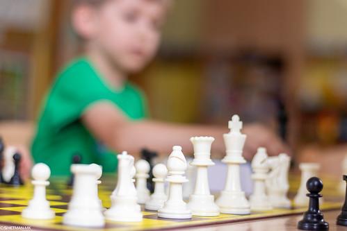 VI Turniej Szachowy o Mistrzostwo Przedszkola Nr 1-42