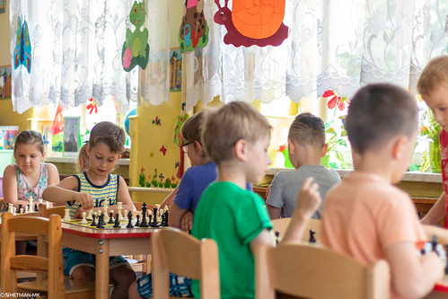 VI Turniej Szachowy o Mistrzostwo Przedszkola Nr 1-39