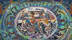 Ai Weiwei 45 CocaChaos 13 (wos---art) Tags: bildschichten cocachaos cola scherben schaukästen krug container actionpainting teller dekoration bemalung konsequenzen zwangsläufig zukunftsaussicht zerstörung auflösung trümmer rest überbleibsel