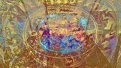 Ai Weiwei 45 CocaChaos 02 (wos---art) Tags: bildschichten cocachaos cola scherben schaukästen krug container actionpainting teller dekoration bemalung konsequenzen zwangsläufig zukunftsaussicht zerstörung auflösung trümmer rest überbleibsel