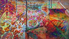 Ai Weiwei 45 CocaChaos 16 (wos---art) Tags: bildschichten cocachaos cola scherben schaukästen krug container actionpainting teller dekoration bemalung konsequenzen zwangsläufig zukunftsaussicht zerstörung auflösung trümmer rest überbleibsel