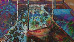 Ai Weiwei 45 CocaChaos 17 (wos---art) Tags: bildschichten cocachaos cola scherben schaukästen krug container actionpainting teller dekoration bemalung konsequenzen zwangsläufig zukunftsaussicht zerstörung auflösung trümmer rest überbleibsel