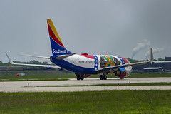 "Southwest Airlines Boeing 737-7H4(WL) N280WN ""Missouri One"" (MIDEXJET (Thank you for over 2 million views!)) Tags: milwaukee milwaukeewisconsin generalmitchellinternationalairport milwaukeemitchellinternationalairport kmke mke gmia flymke southwestairlinesboeing7377h4wln280wnmissouri one southwestairlines boeing7377h4wl n280wn missourione boeing boeing7377h4 boeing737700 boeing737 737 737700 7377h4"