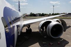 SP-LRA (Andras Regos) Tags: aviation aircraft plane fly airport bud lhbp spotter spotting lot lotpolishairlines boeing 787 b788 7878 787dreamliner dreamliner rollsroyce rrtrent trent trent1000