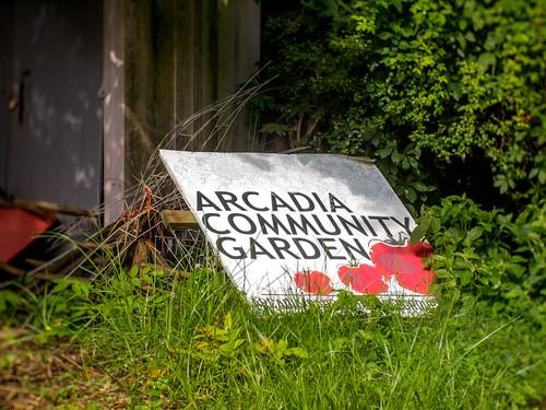 Arcadia Community Garden