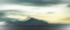 Mystic Mountain (bspawr) Tags: denver sunset bspawrphotography nature frontrange abstract mystic dusk bspawr panoramic rocks snowcap outdoors colorado co 2019 mountains surreal