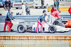 Olsonite Eagle/Offy (brooklandsspeedway) Tags: indycar trenton fairgrounds newjersey usac