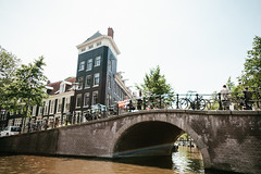 Amsterdam, Netherlands (teahrushing) Tags: travel travelphotography portraitphotography amsterdam holland netherlands canals dutch palace bitterballen vlaames frites amsterdamcentraal