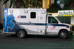 American Medical Response (AMR) (Martijn Groen) Tags: lasvegas nevada unitedstates usa april 2019 ambulance emergency ems ford typeiii e450