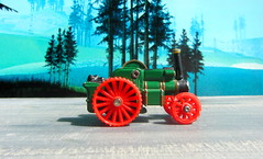Thomas The Tank Engine And Friends Trevor The Traction Engine Die-cast Model By ERTL Incorporated Iowa Dyersville USA 1990 :  Diorama GTA San Andreas Game Scenery - 7 Of 10 (Kelvin64) Tags: thomas the tank engine and friends trevor traction diecast model by ertl incorporated iowa dyersville usa 1990 diorama gta san andreas game scenery
