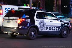 Las Vegas Police (Martijn Groen) Tags: lasvegas nevada unitedstates usa april 2019 lawenforcement police emergency policeinterceptor policecar policesuv policevehicle vehicle car suv utility ford explorer lvmpd lasvegasmetropolitanpolicedepartment