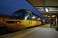 Great Western Railway HST 43002 Sir Kenneth Grange (Will Swain) Tags: gloucester station 3rd january 2019 gwr first group class 43 high speed train trains rail railway railways transport travel uk britain vehicle vehicles england english europe gloucestershire great western hst 43002 sir kenneth grange 002