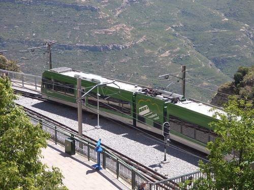 Montserrat Rack Railway