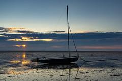 Oosterschelde (Omroep Zeeland) Tags: oosterschelde nationaal park slik zonsondergang