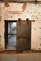 DSC_1794 (scsmitty) Tags: easternstatepenitentiary historic architecture nationalhistoriclandmark nationalregisterofhistoricplaces philadelphiapa door jail