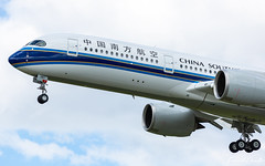 Airbus A350 China Southern B-308T (French_Painter) Tags: airbus a350 chinasouthern b308t fwzgp