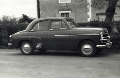 19540321 1 Tegtmeier Ruth C (Wes Albers + Becky Albers) Tags: transportation car vauxhall europe france saintsauveurdaunis
