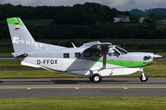 D-FFOX Quest Kodiak 100 at Glasgow International Airport on 9 June 2019 (Zone 49 Photography) Tags: aircraft airliner aeroplane june 2019 glasgow scotland egpf gla abbotsinch airport quest kodiak 100 dffox