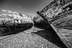 Coques. Rostellec, mai 2019 (Bernard Pichon) Tags: crozon finistère france rostellec bpi760 coque bateau épave mer côte grève bzh breizh fr29