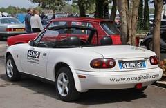 CV 648FX (Nivek.Old.Gold) Tags: mazda mx5 1598cc italy asmgitalia classic car project consultant